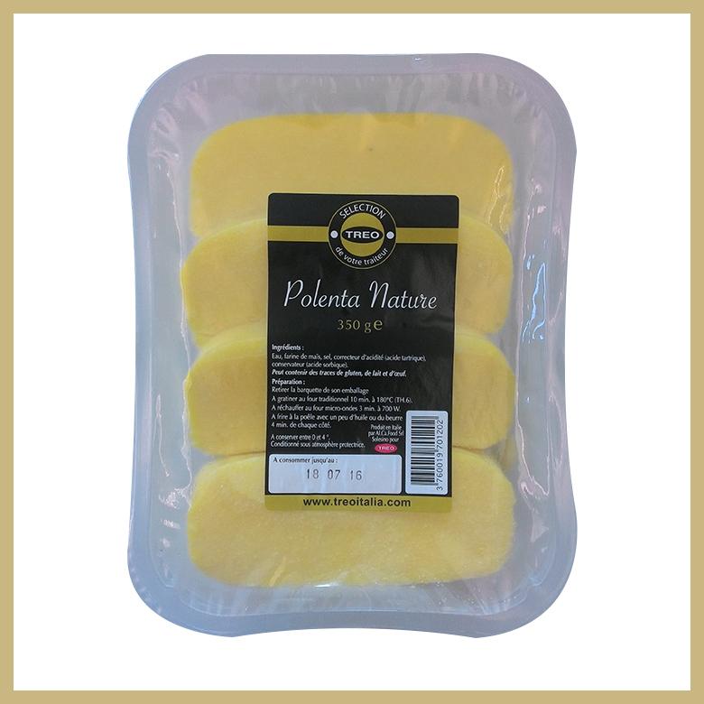 polenta carrée