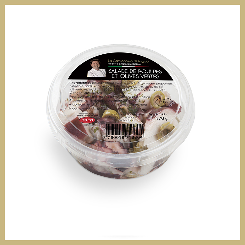 salade de p&olives d