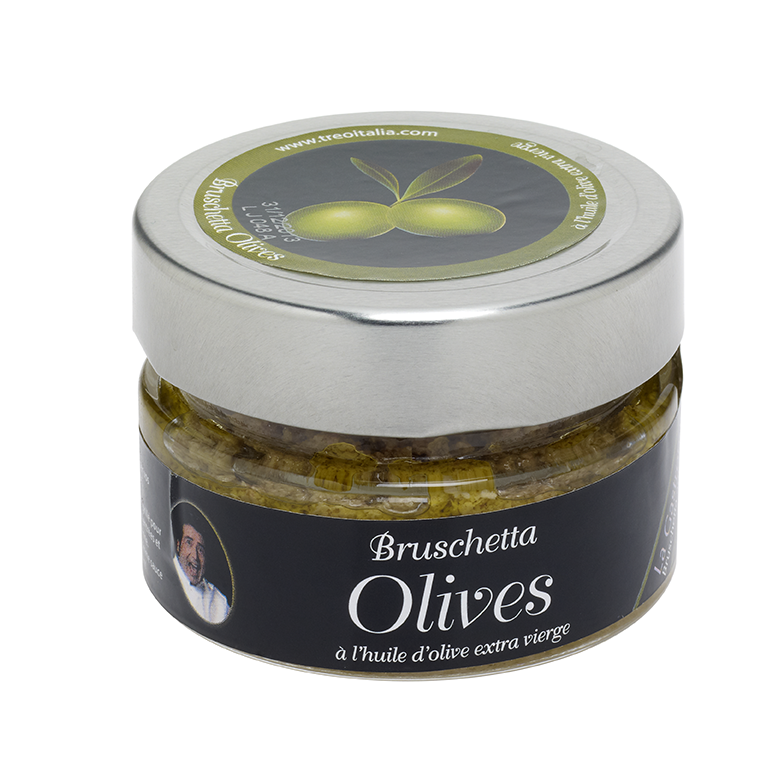 bruschetta olives