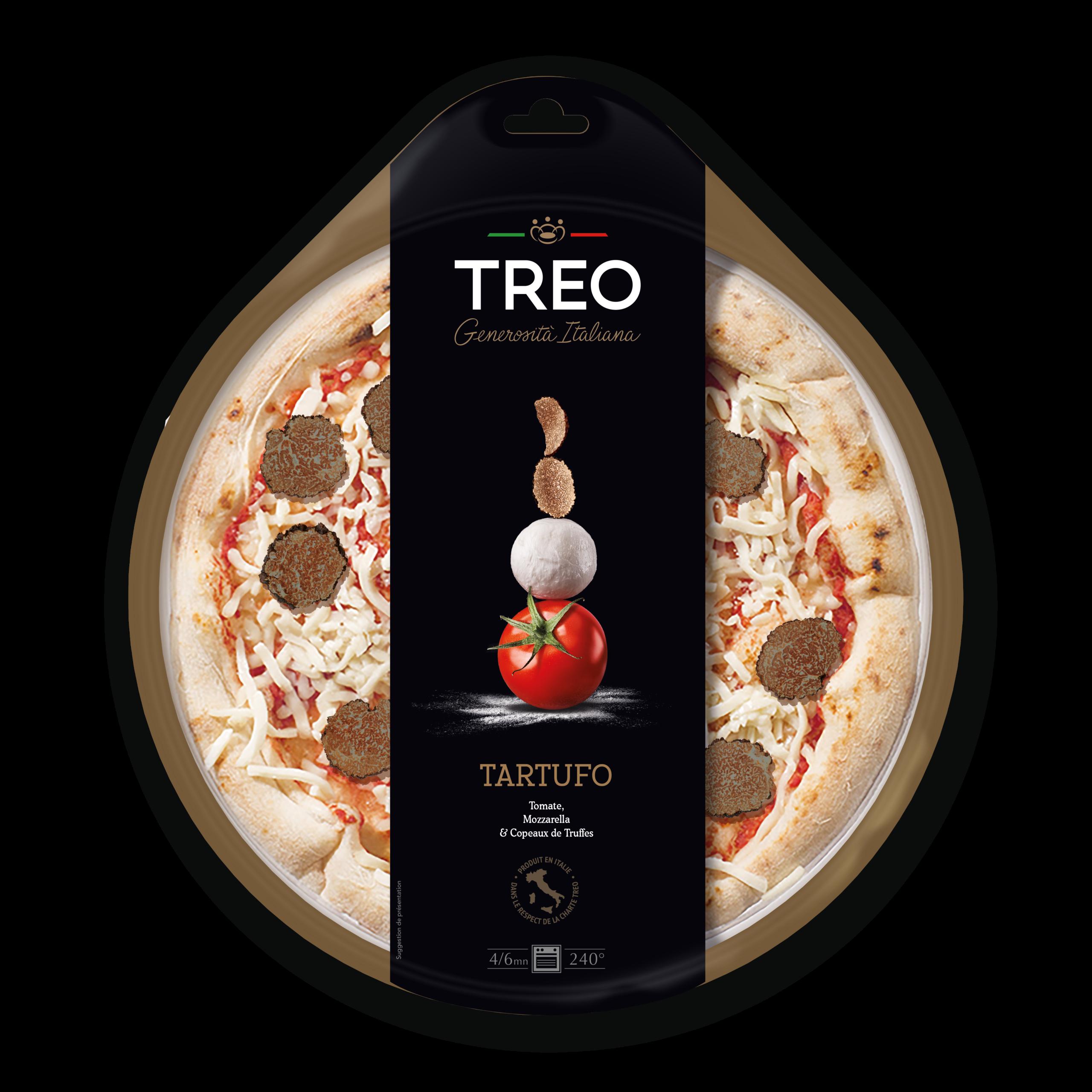 Pizza la Tartufo
