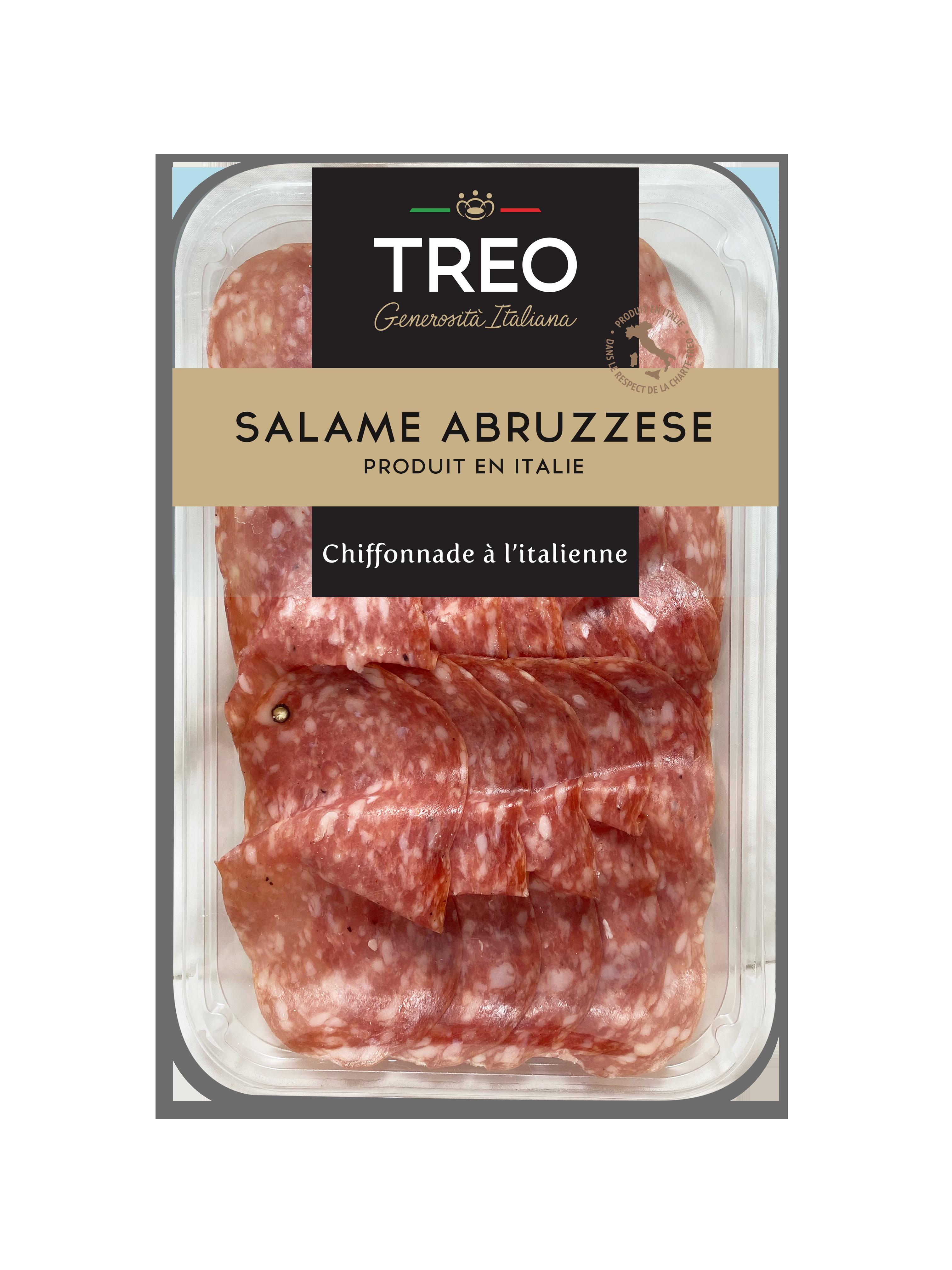 Saucisson Abruzzese TREO