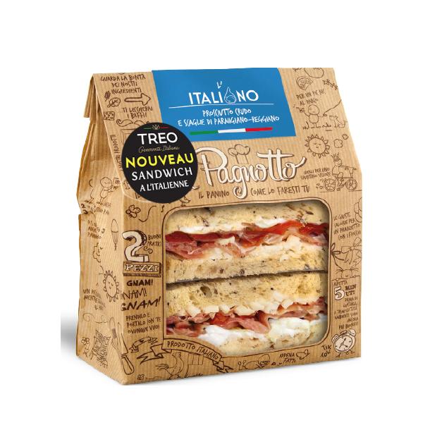 sandwich ITALIANO TREO