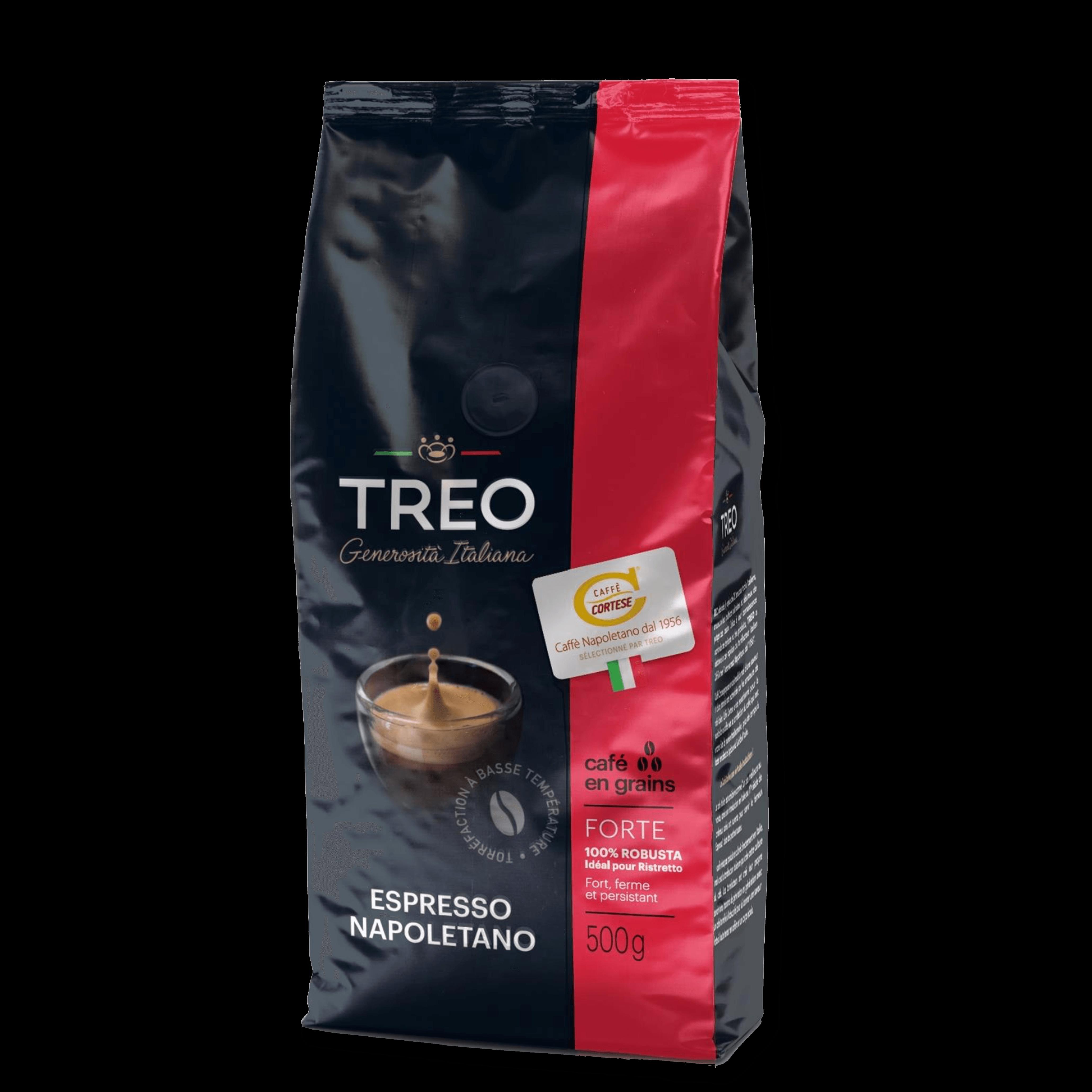 Café grain forte